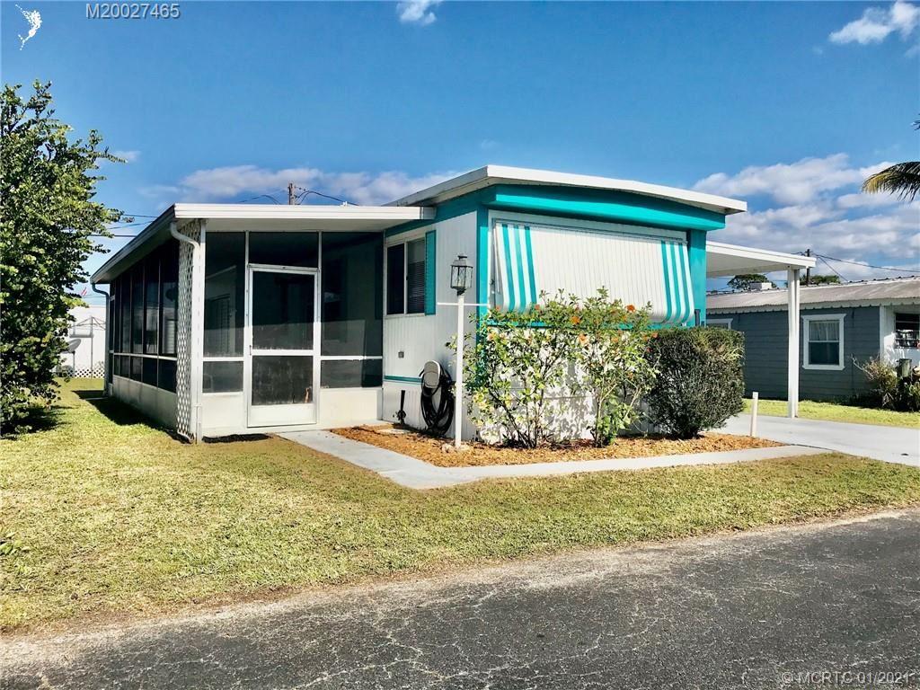 5400 SE Jack Avenue #L16, Stuart, FL 34997 - #: M20027465