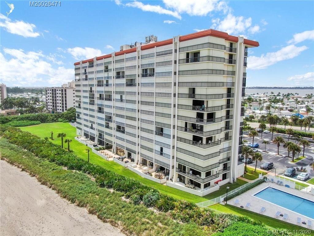 10680 S Ocean Drive #203, Jensen Beach, FL 34957 - #: M20026471