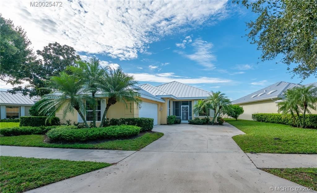 2077 SW Mayflower Drive, Palm City, FL 34990 - #: M20025472