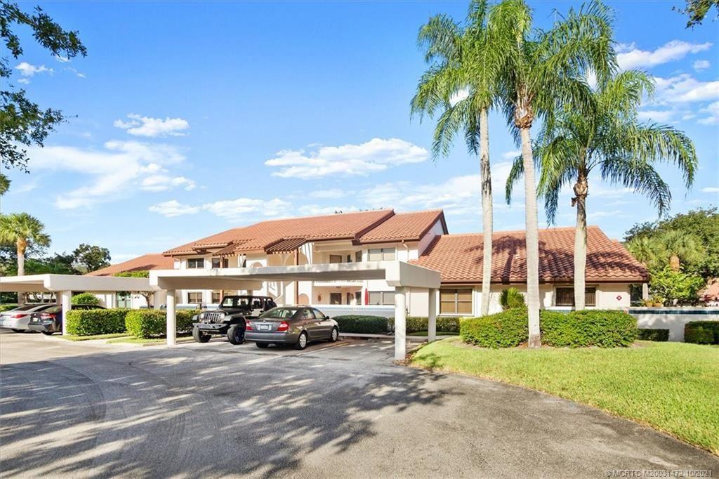 6060 SE Martinique Drive #104, Stuart, FL 34997 - #: M20031472