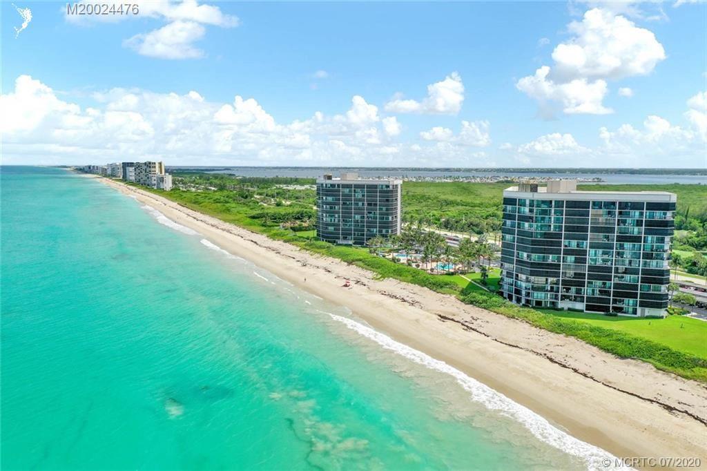 8800 S Ocean Drive #1408, Jensen Beach, FL 34957 - #: M20024476