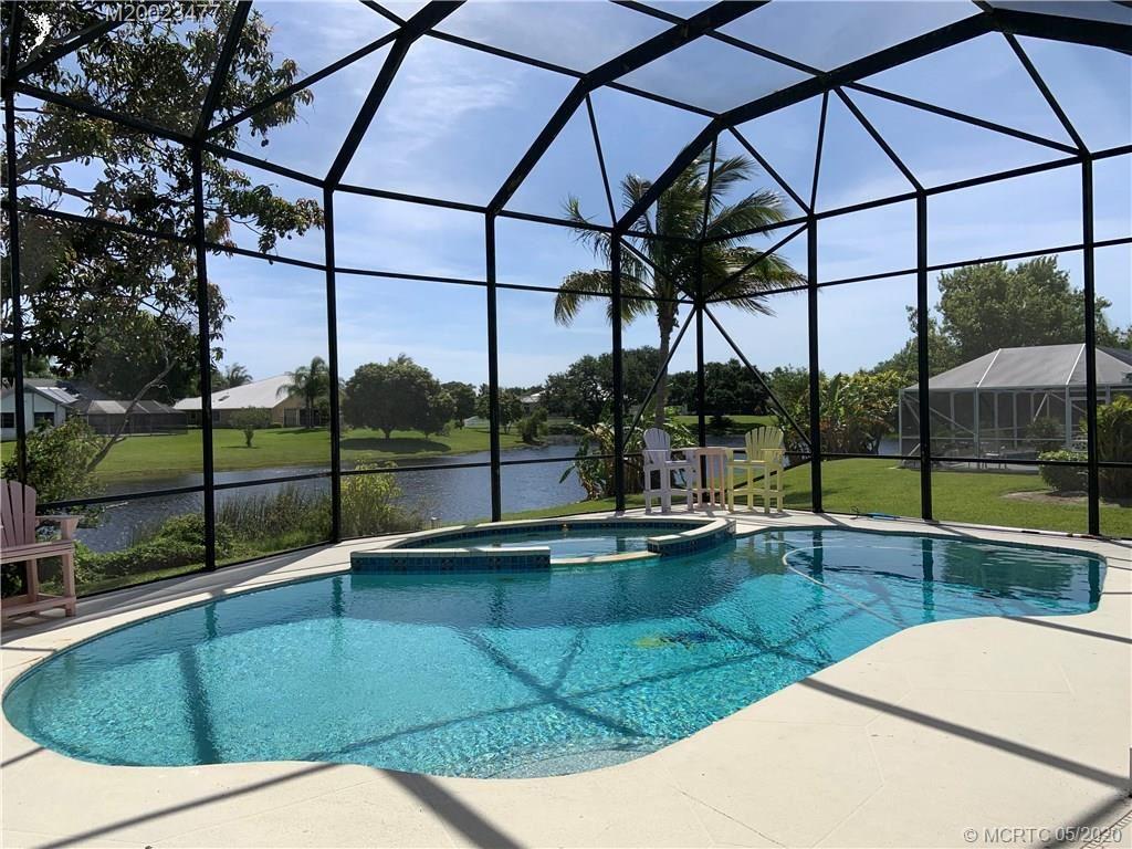 2068 NE Ginger Terrace, Jensen Beach, FL 34957 - #: M20023477