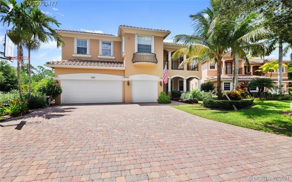 Photo of 5589 SW Bellflower Court, Palm City, FL 34990 (MLS # M20030477)