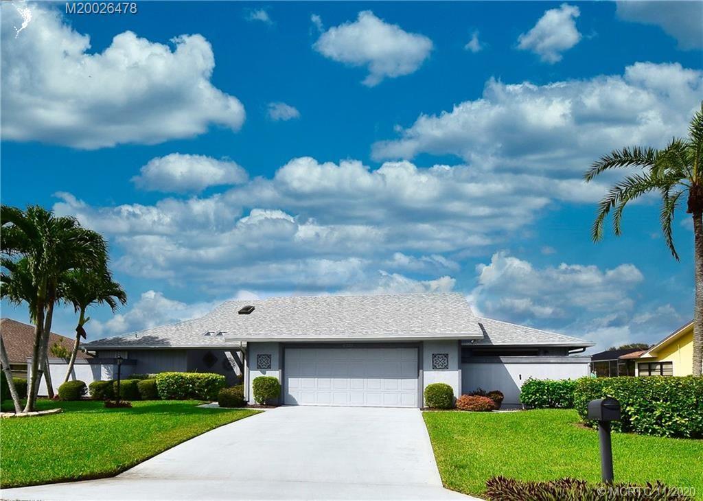 6973 SE Bunker Hill Drive, Hobe Sound, FL 33455 - MLS#: M20026478