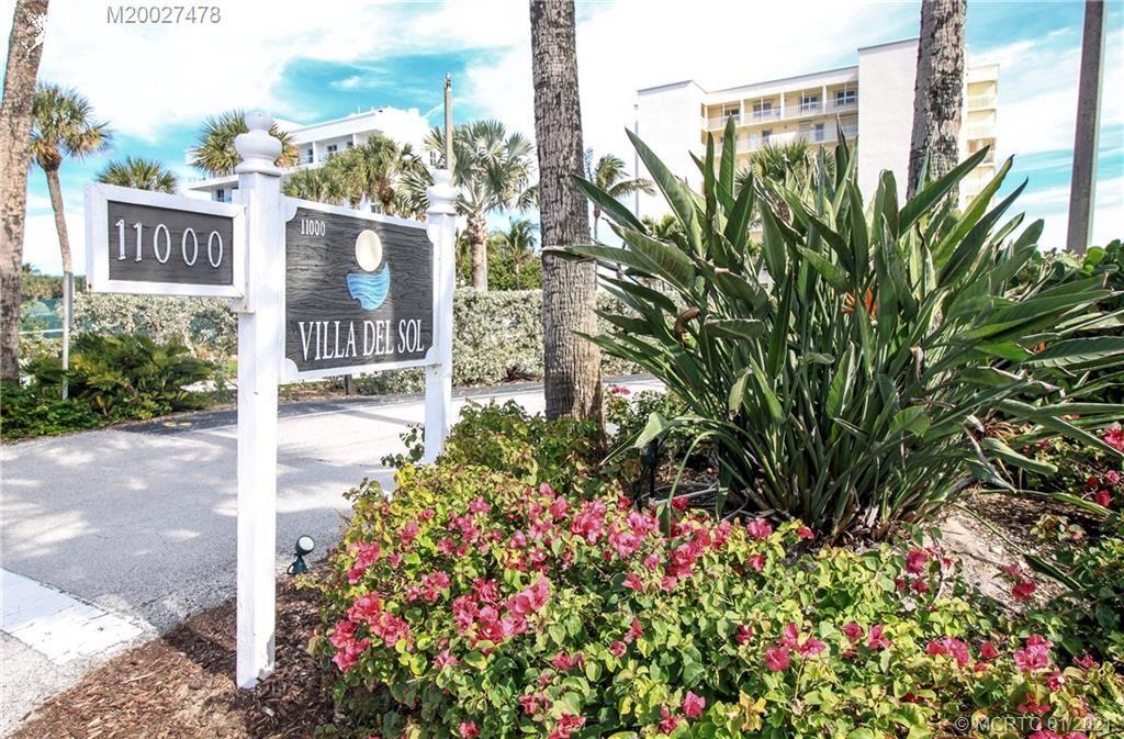 11000 S Ocean Drive #5-E, Jensen Beach, FL 34957 - MLS#: M20027478