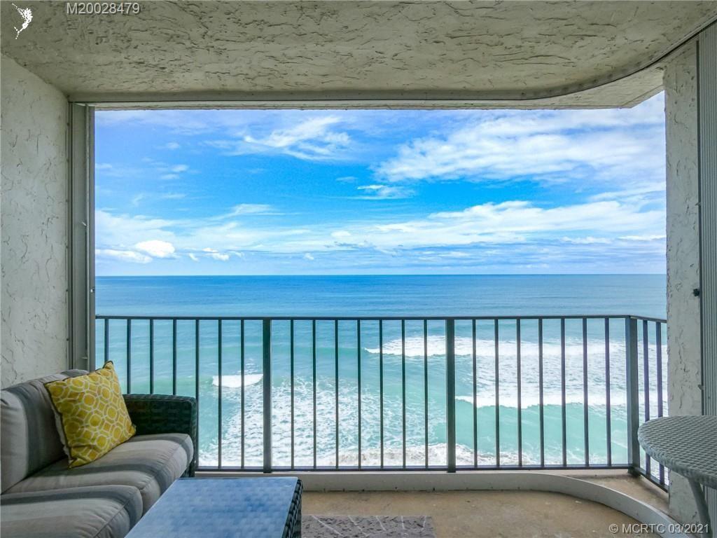 9400 S Ocean Drive #1005, Jensen Beach, FL 34957 - #: M20028479