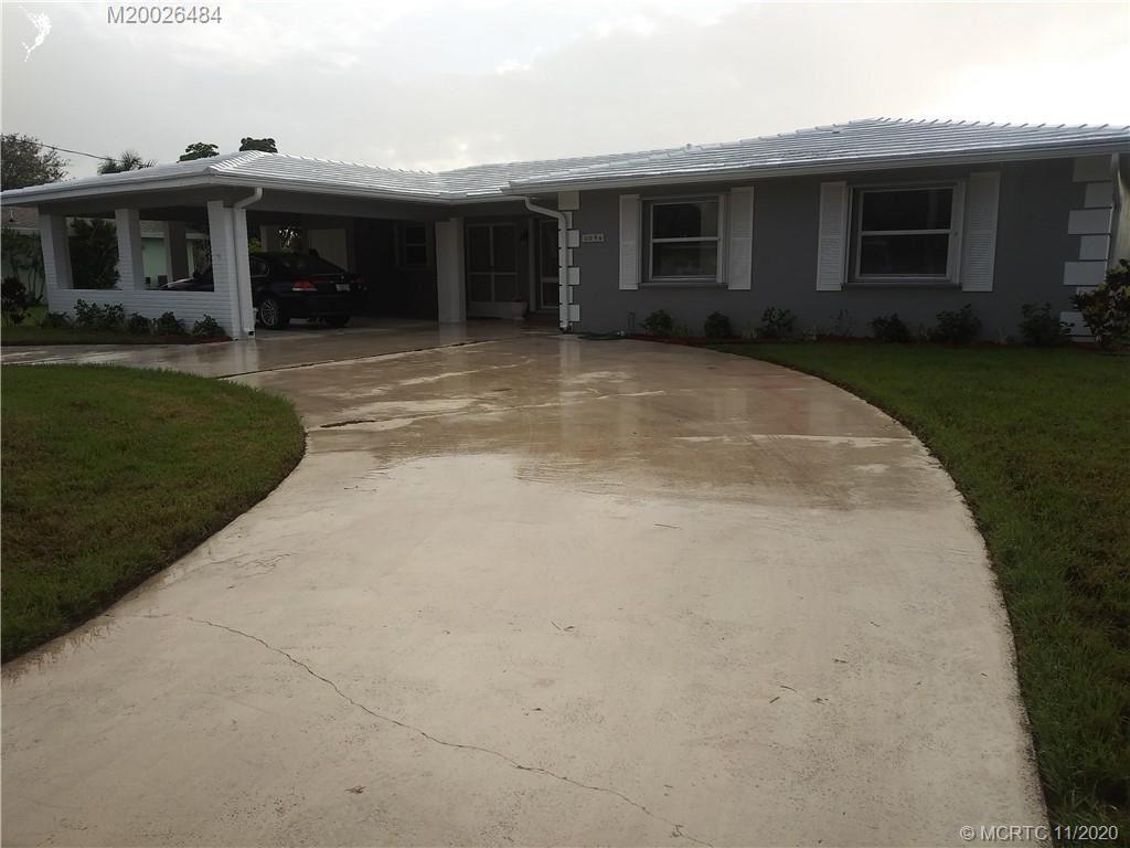 3096 SE Overbrook Drive, Port Saint Lucie, FL 34952 - #: M20026484