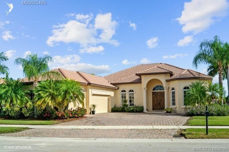 Photo of 812 SW Saint Julien Court, Port Saint Lucie, FL 34986 (MLS # M20025485)