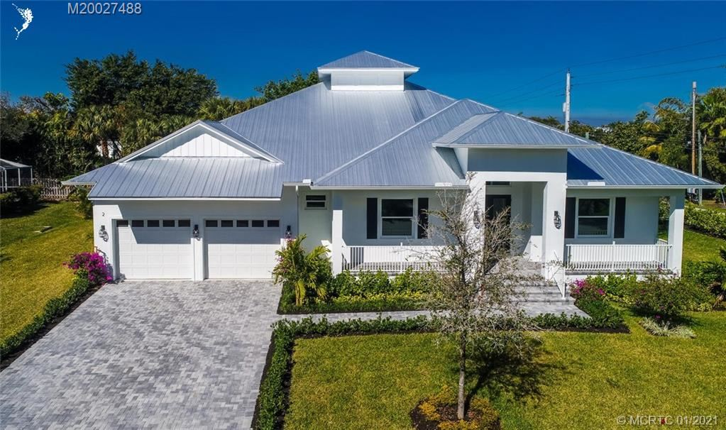 2 Pineapple Lane, Sewalls Point, FL 34996 - #: M20027488