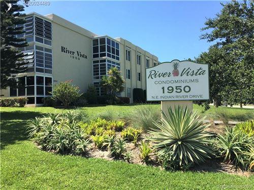 Photo of 1950 NE Indian River Drive #301, Jensen Beach, FL 34957 (MLS # M20024489)