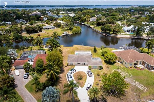Photo of 1360 NW Lakeside Trail, Stuart, FL 34994 (MLS # M20029490)
