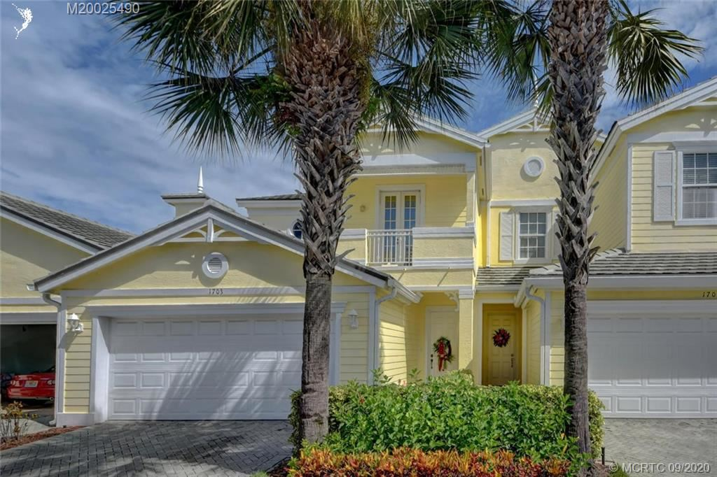 1703 Mariner Bay Boulevard, Fort Pierce, FL 34949 - #: M20025490