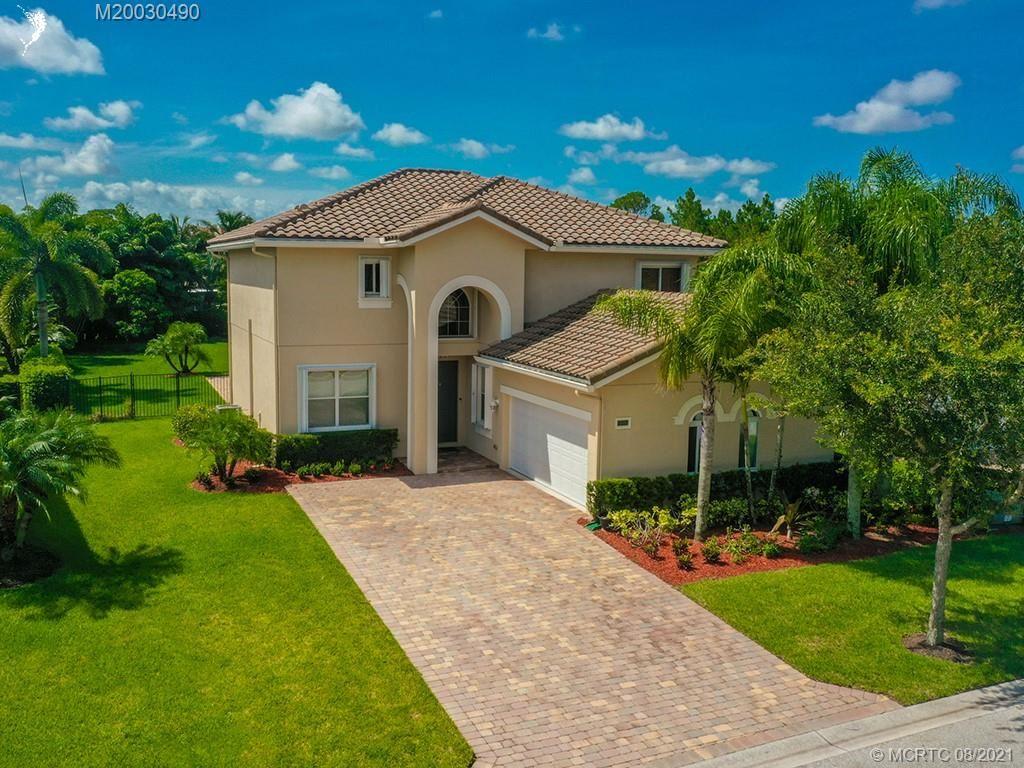 Photo of 5399 SW Longspur Lane, Palm City, FL 34990 (MLS # M20030490)