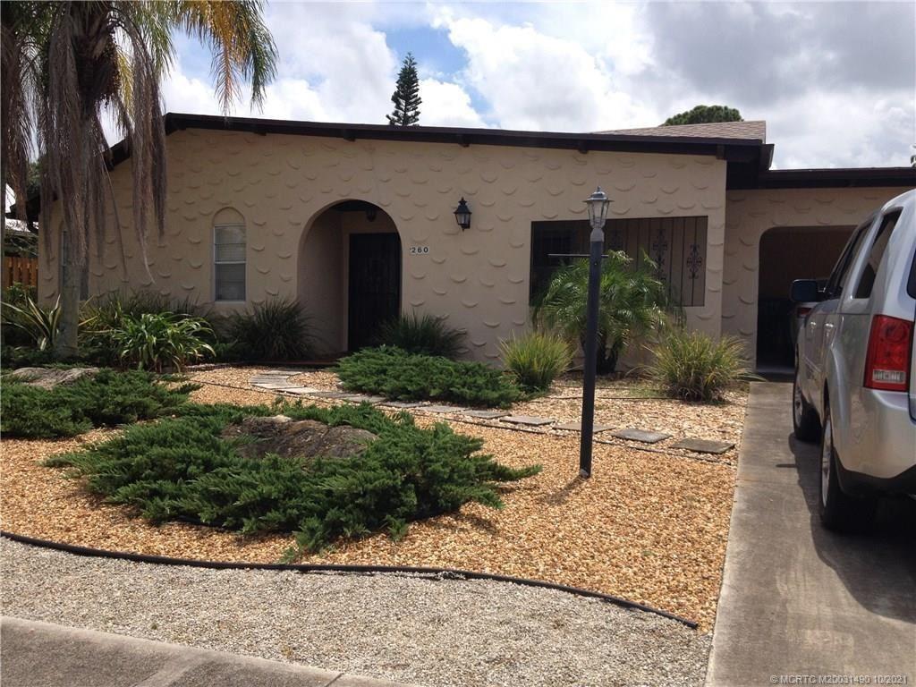 260 SE Villas Street, Stuart, FL 34994 - #: M20031490