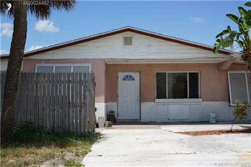 Photo of 3124 NE Skyline Drive, Jensen Beach, FL 34957 (MLS # M20024492)
