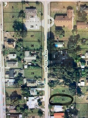 Photo of 14793 SW 169th Avenue, Indiantown, FL 34956 (MLS # M20027493)