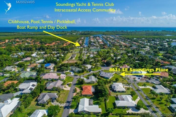 8631 SE Soundings Place, Hobe Sound, FL 33455 - #: M20024495