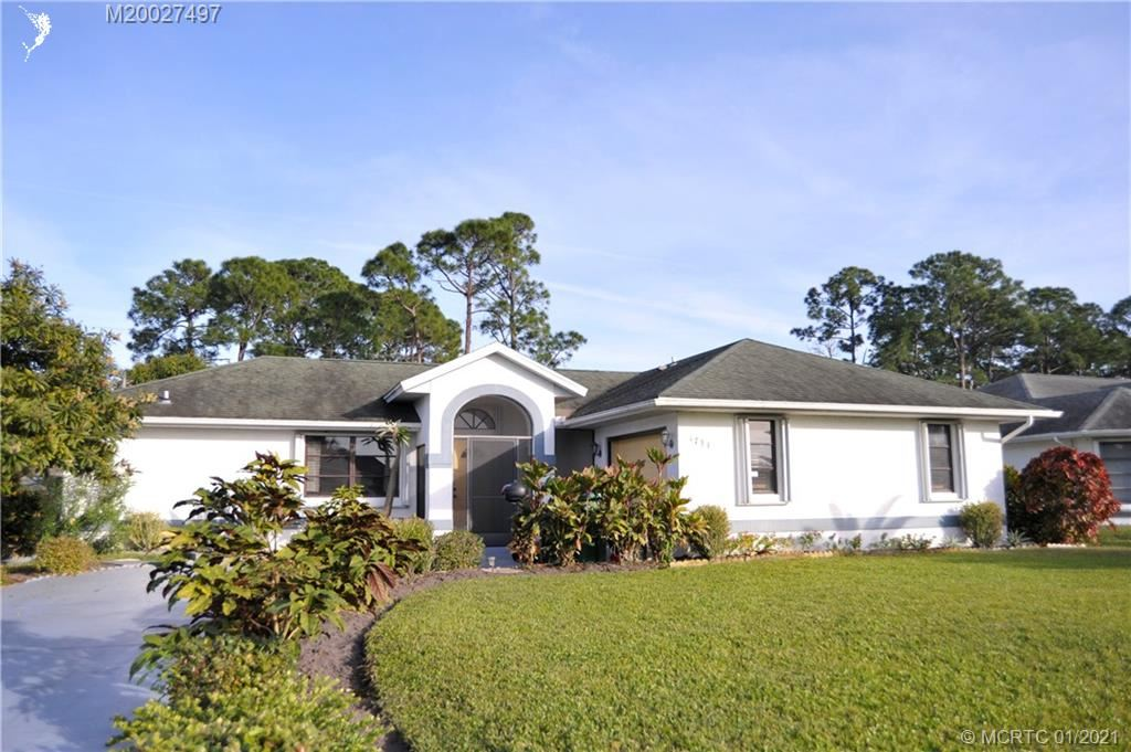1733 SW Ardmore Street, Port Saint Lucie, FL 34953 - MLS#: M20027497