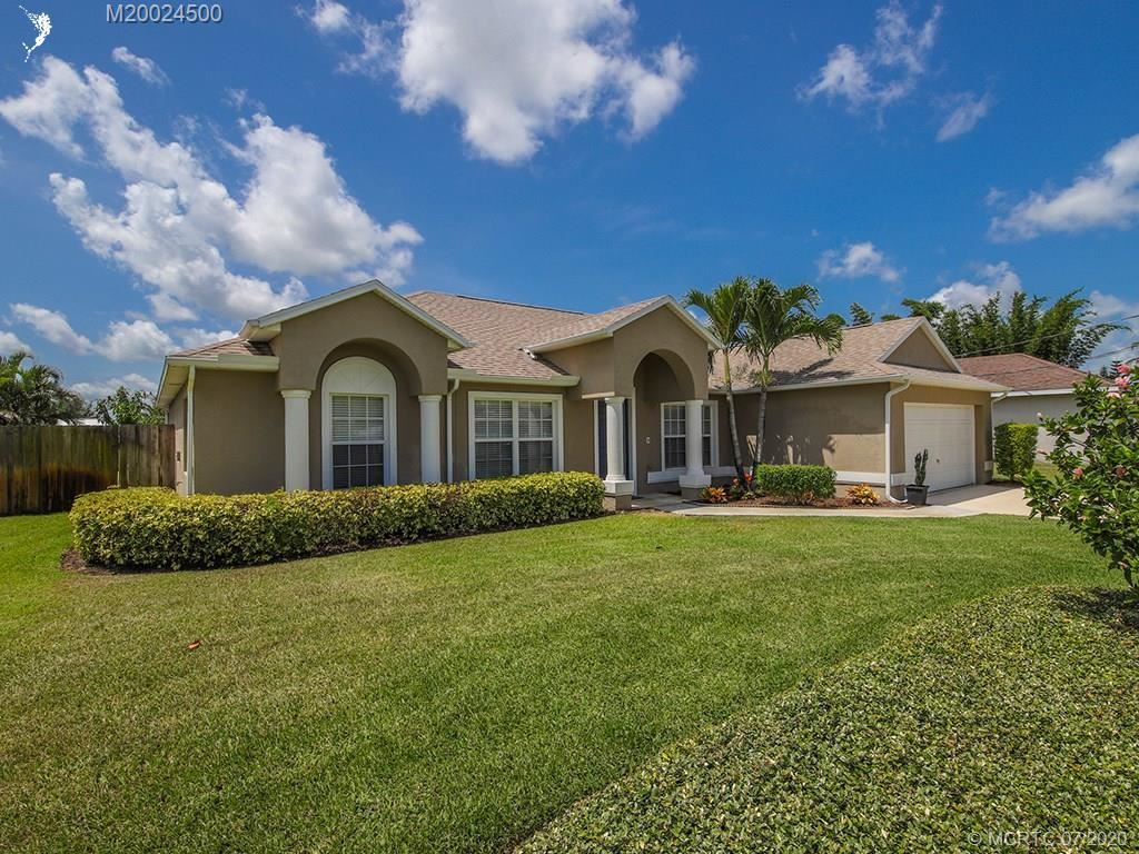 428 SW Ryan Avenue, Port Saint Lucie, FL 34953 - #: M20024500