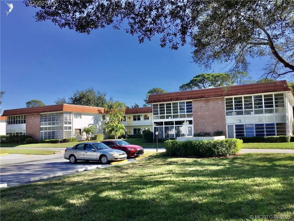 1225 NW 21st Street #409, Stuart, FL 34994 - MLS#: M20027500