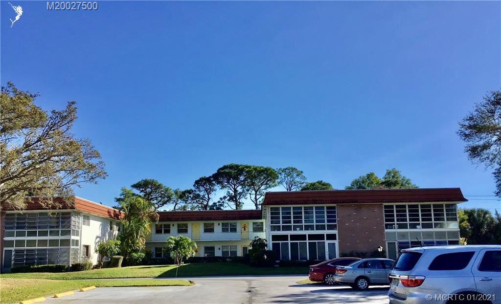 Photo of 1225 NW 21st Street #409, Stuart, FL 34994 (MLS # M20027500)