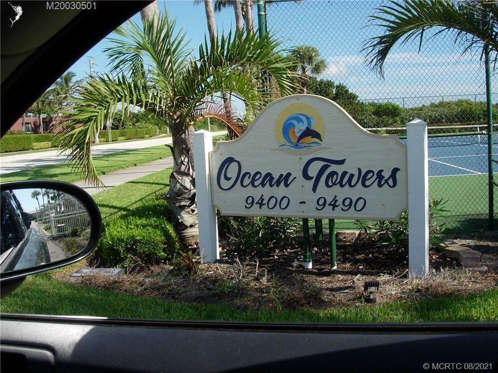 9400 S Ocean Drive #308, Jensen Beach, FL 34957 - #: M20030501