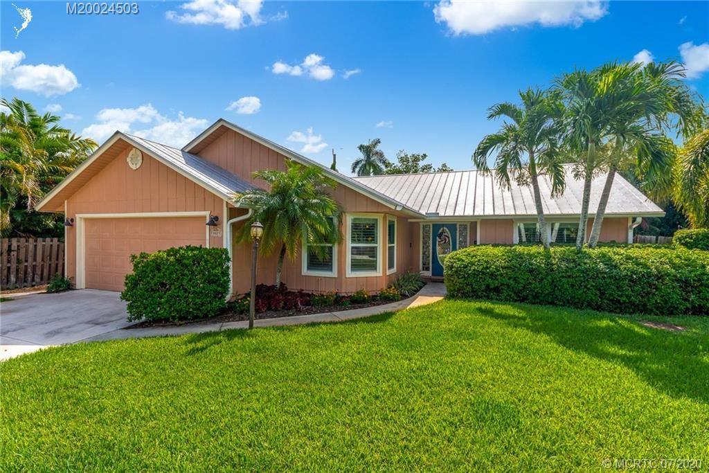 3023 SW Berry Avenue, Palm City, FL 34990 - #: M20024503