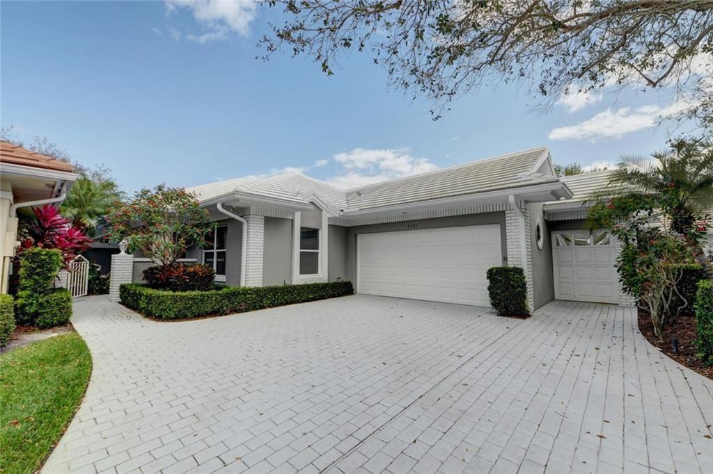 2431 SW Brookwood Lane, Palm City, FL 34990 - #: M20022506