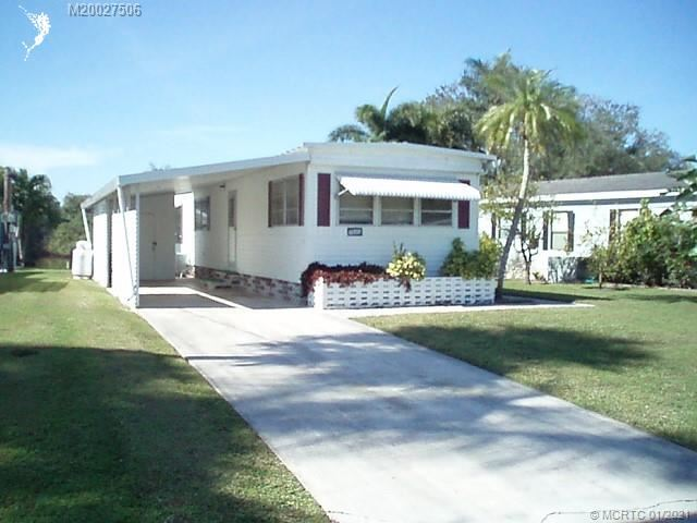 7660 SE Fork River Drive SE, Stuart, FL 34997 - #: M20027506