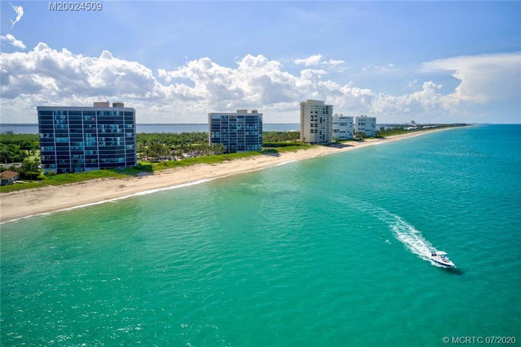 8800 S Ocean Drive #608, Jensen Beach, FL 34957 - #: M20024509