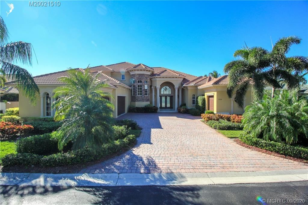 1536 SE Ballantrae Court, Port Saint Lucie, FL 34952 - #: M20021510