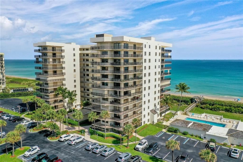 10044 S Ocean Drive #407, Jensen Beach, FL 34957 - #: M20012511