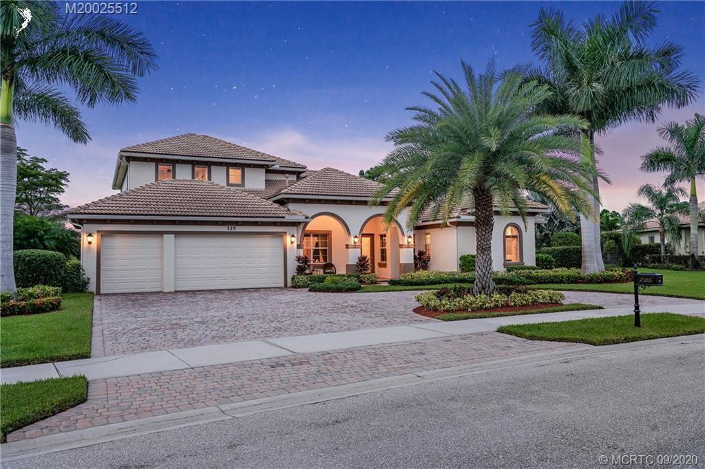 725 SE Tres Belle Circle, Stuart, FL 34997 - #: M20025512