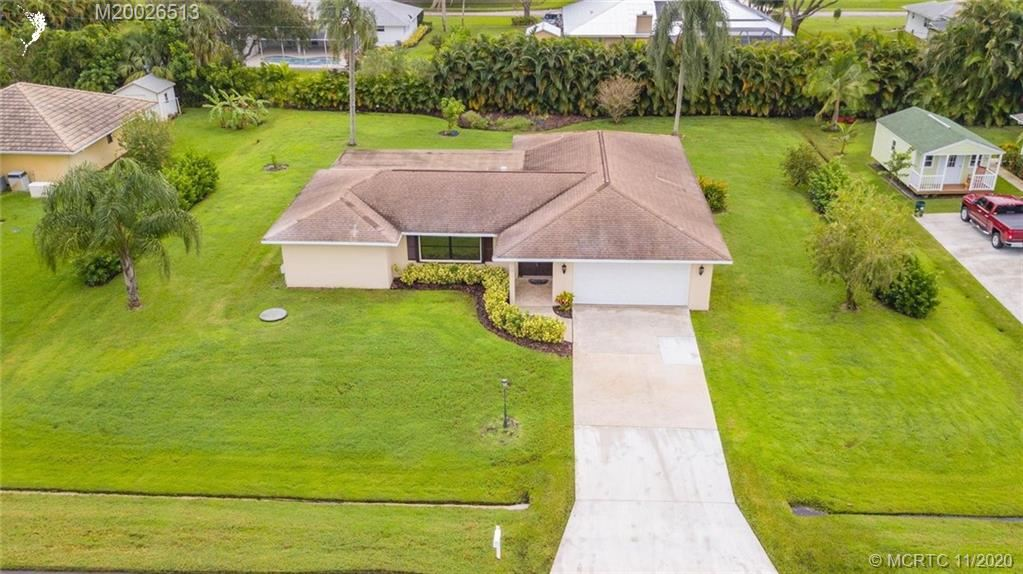 2973 SE Farley Road, Port Saint Lucie, FL 34952 - #: M20026513