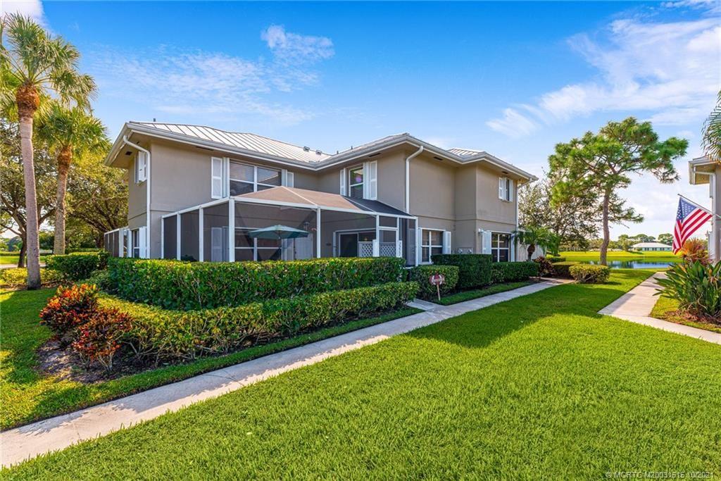 2277 SW Essex Court, Palm City, FL 34990 - MLS#: M20031515