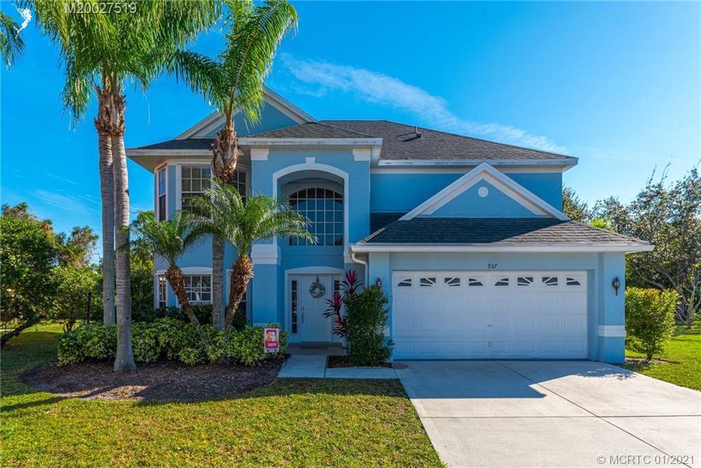 937 NW Waterlily Place, Jensen Beach, FL 34957 - #: M20027519