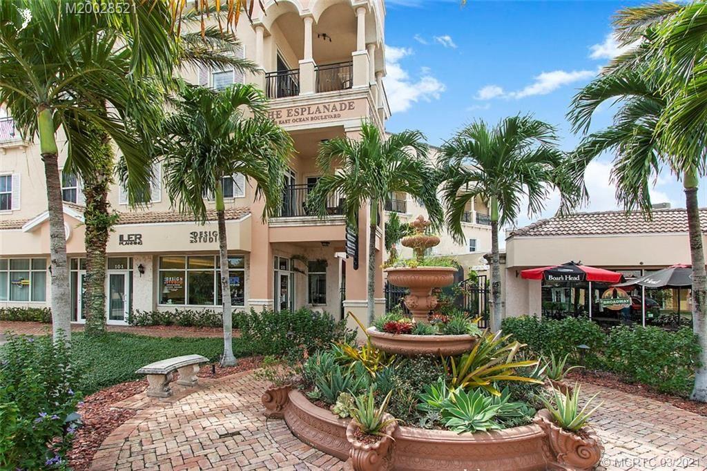 50 SE Ocean Boulevard #302, Stuart, FL 34994 - #: M20028521