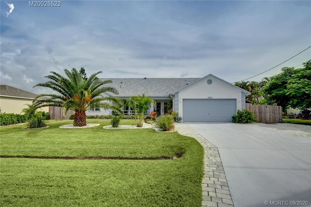 2616 SE Dozier Lane, Port Saint Lucie, FL 34952 - #: M20025522