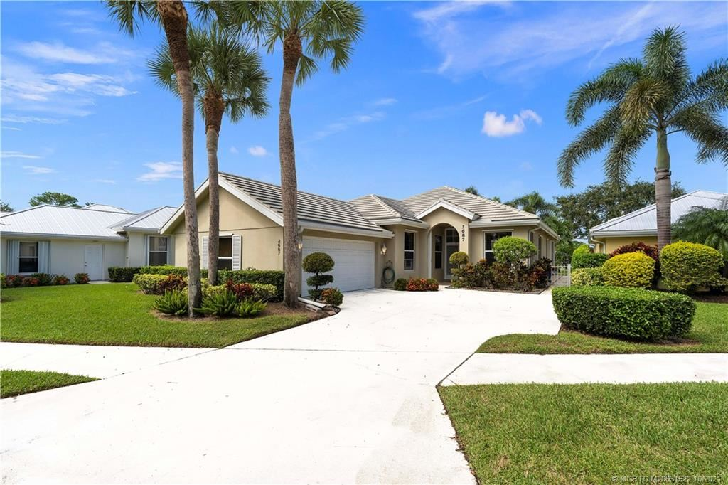 2687 SW Greenwich Way, Palm City, FL 34990 - #: M20031522