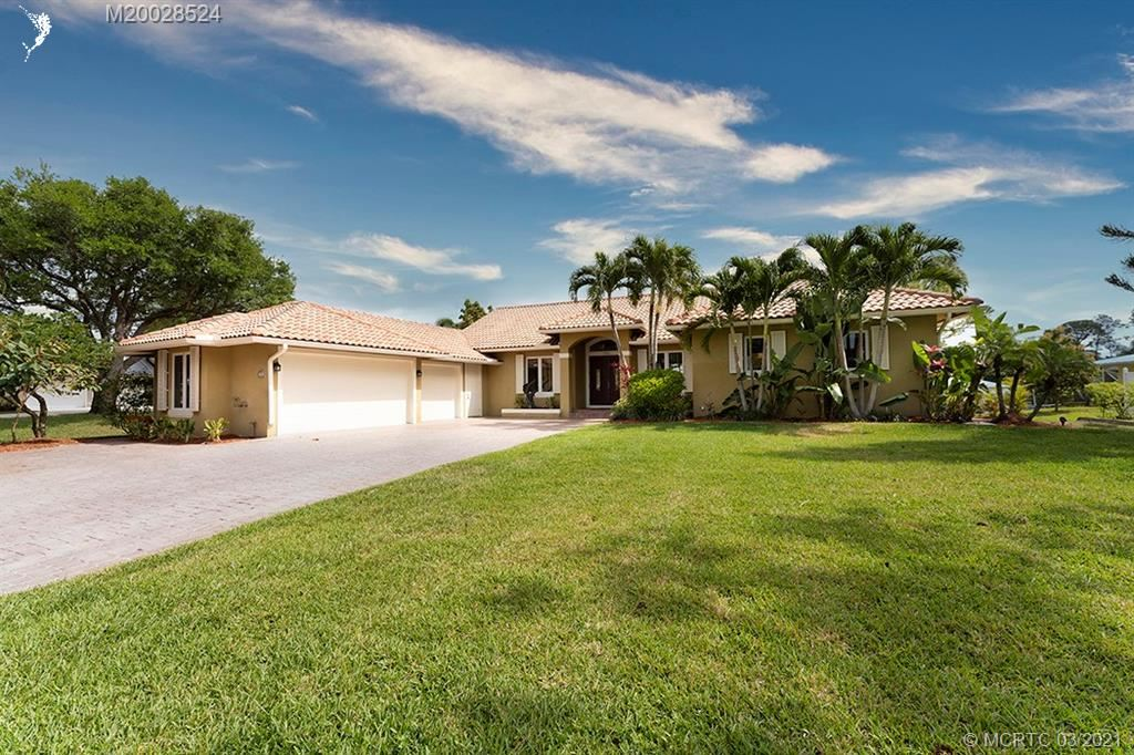 1081 SW Pine Tree Lane, Palm City, FL 34990 - #: M20028524