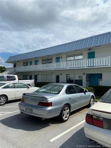 Photo of 2929 SE 3601 SE Ocean Blvd. #101 Boulevard, Stuart, FL 34996 (MLS # M20031526)