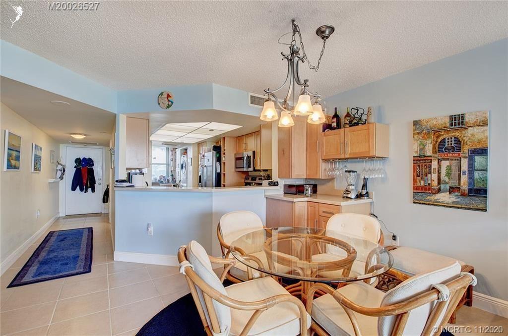 Photo of 8800 S Ocean Drive #209, Jensen Beach, FL 34957 (MLS # M20026527)