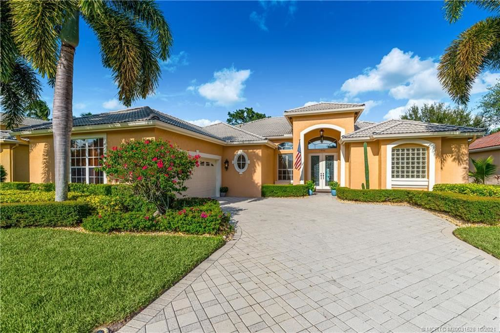 Photo of 1596 SE Ballantrae Court, Port Saint Lucie, FL 34952 (MLS # M20031528)