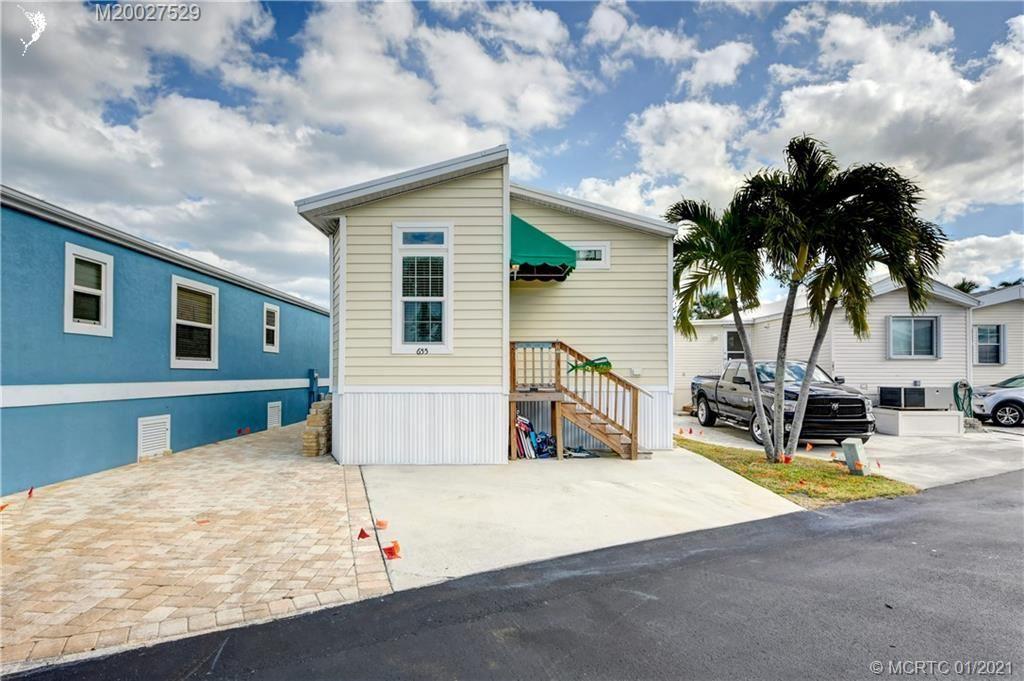 10701 S Ocean Drive #655, Jensen Beach, FL 34957 - MLS#: M20027529