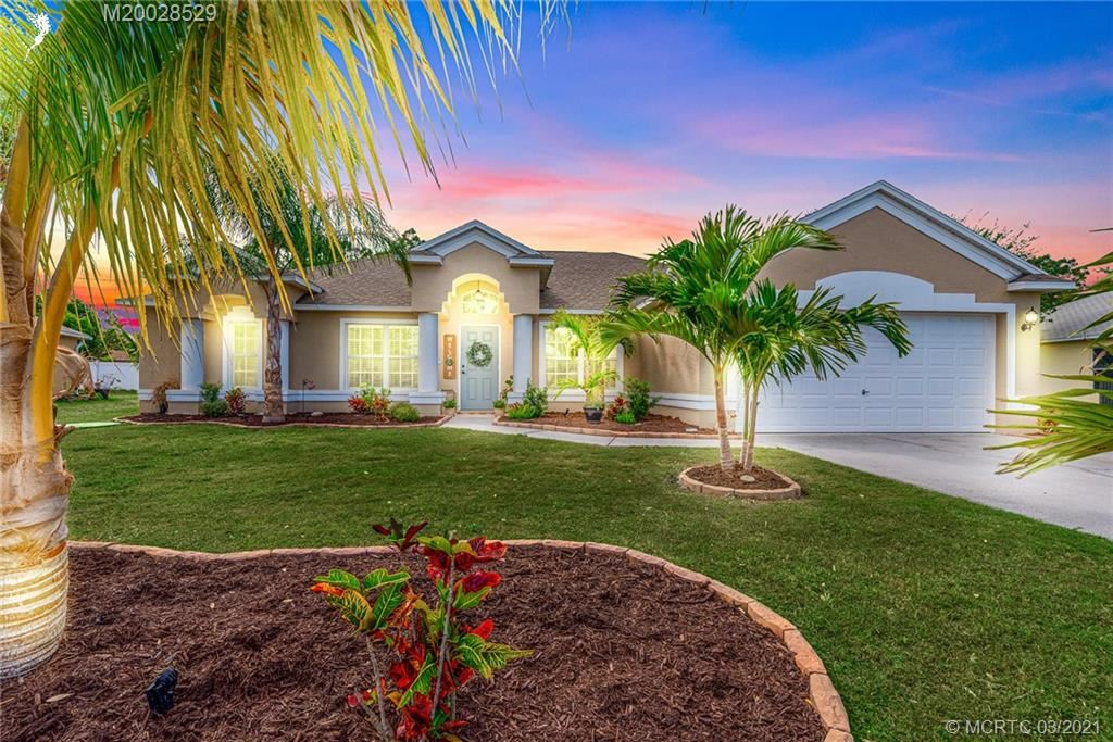 1750 SE Gaskins Circle, Port Saint Lucie, FL 34952 - #: M20028529