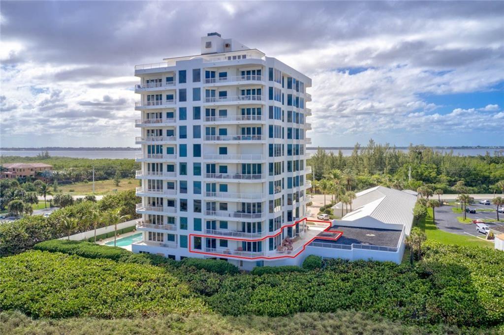 10072 S Ocean Drive #2N, Jensen Beach, FL 34957 - #: M20016531