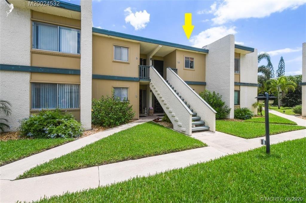 1511 NE 12th Terrace #F10, Jensen Beach, FL 34957 - #: M20024532