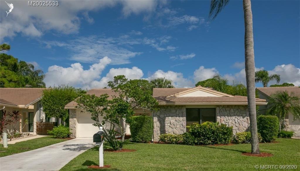 2561 SW Egret Pond Circle, Palm City, FL 34990 - #: M20025533