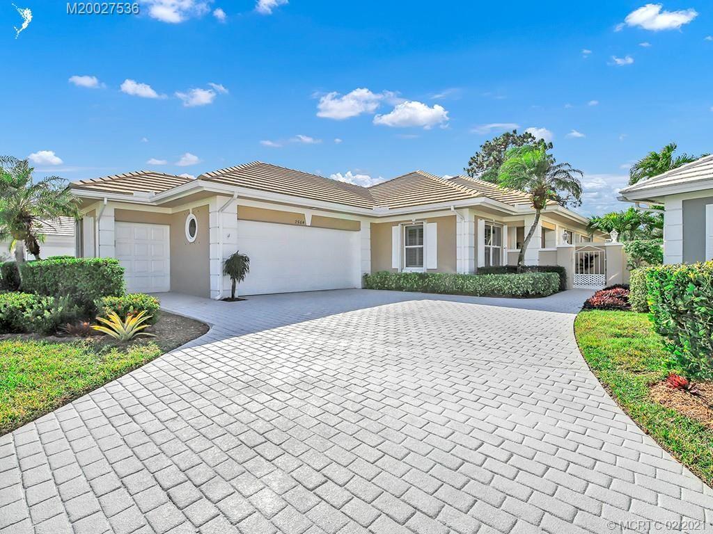 Photo of 2564 SW Brookwood Lane, Palm City, FL 34990 (MLS # M20027536)