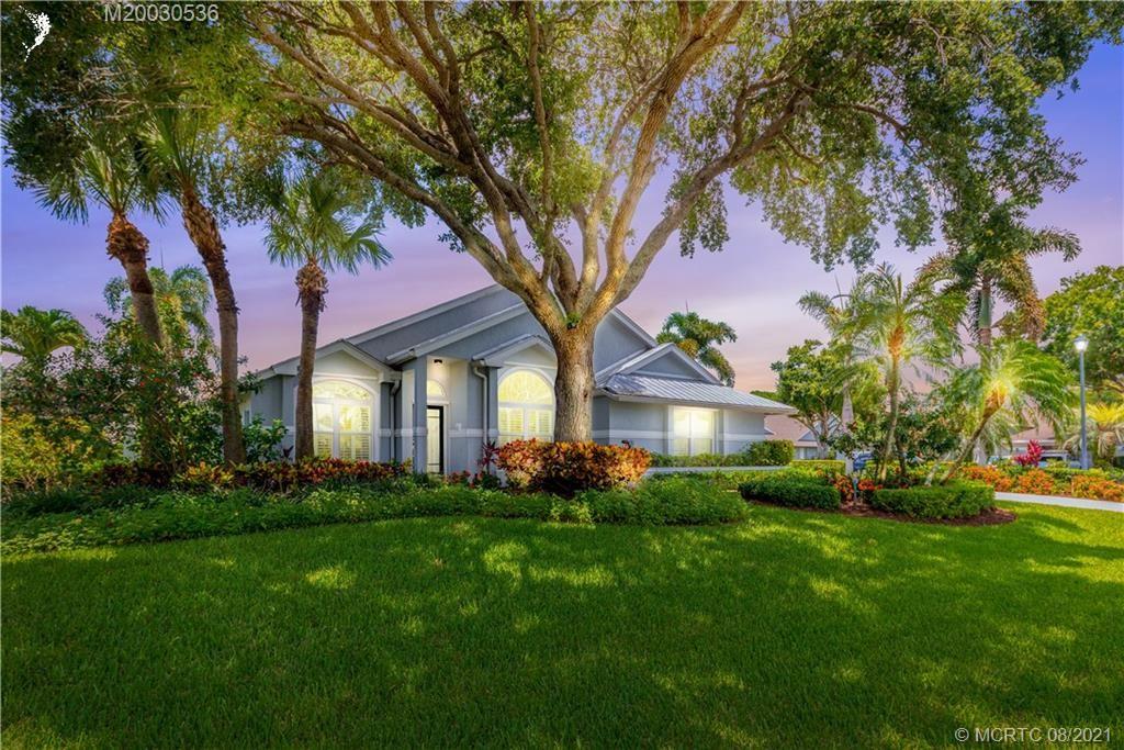 954 SW Hunt Club Circle, Palm City, FL 34990 - #: M20030536